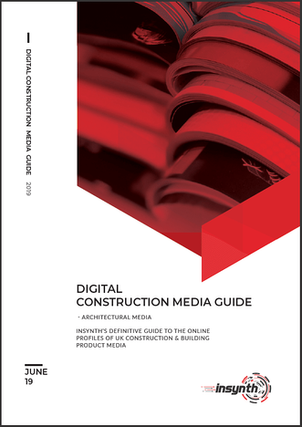 2019 Architectural Media Guide Front Cover