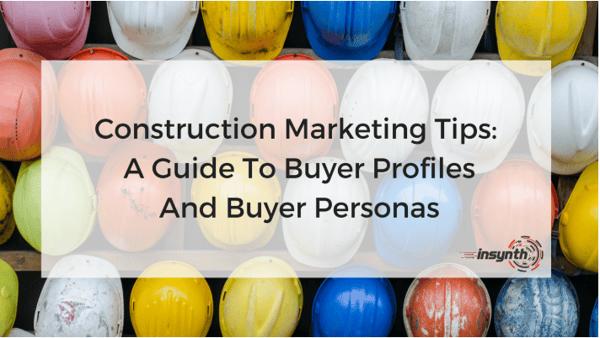 Construstion Marketing Tips