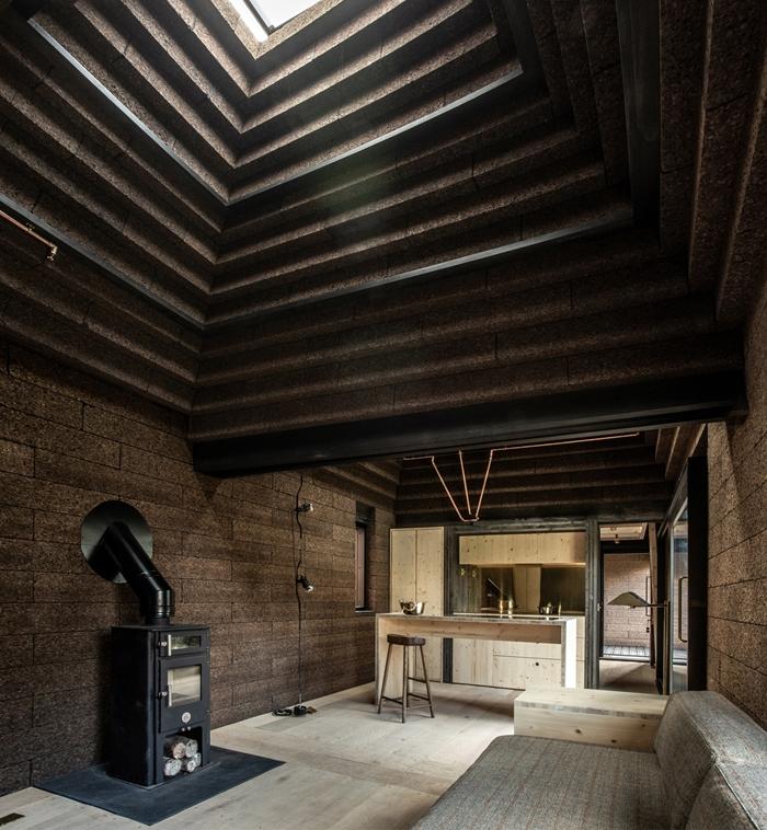 Cork House Berkshire Inside