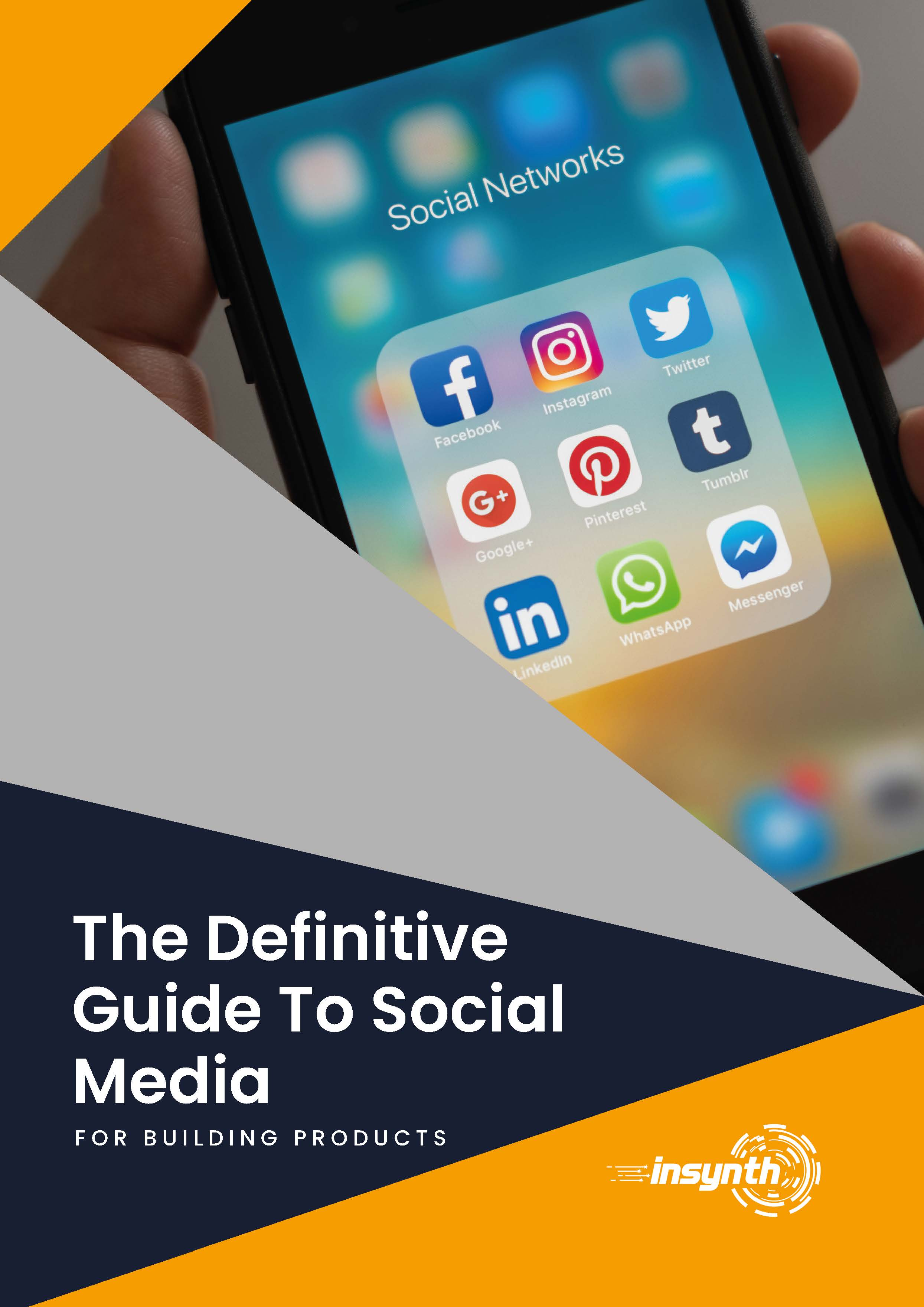 Front Cover Social Media EBook