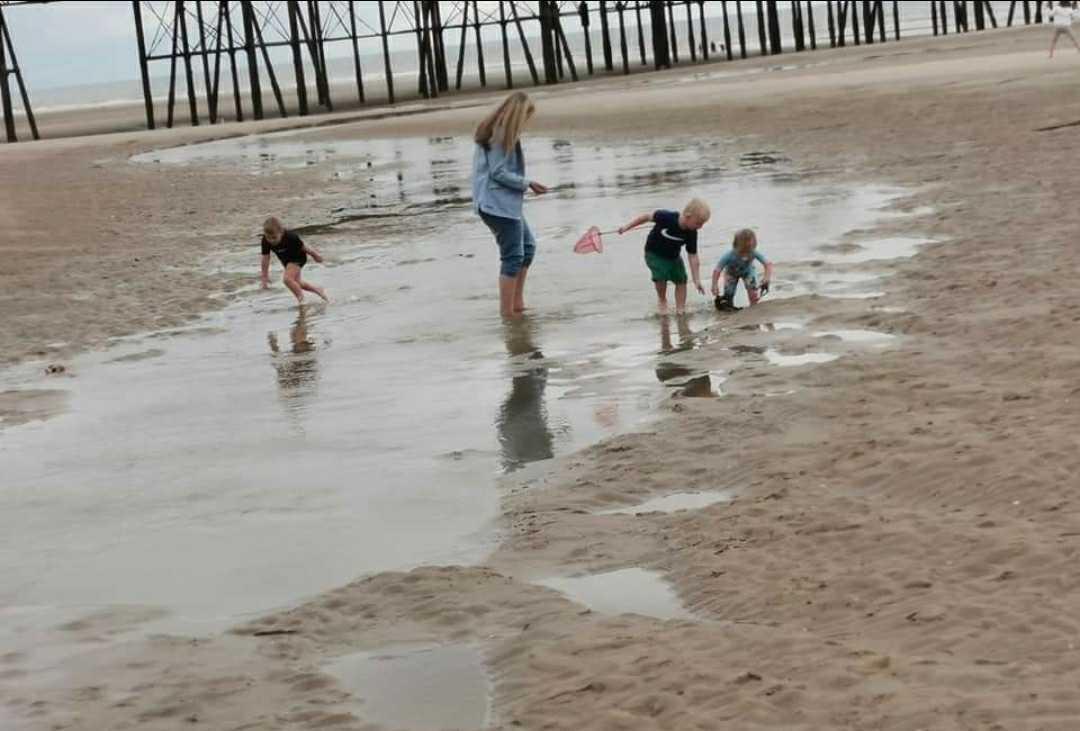 Hannah Davies Beach