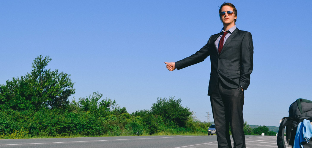 Hitchhiking-in-a-Suit | Sales will need to work more remotely