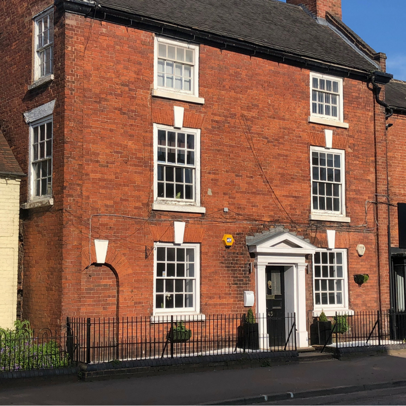 Insynth Marketing Offices - The Mansions, 43 Braodway, Shifnal, Shropshire - Construction Marketing Experts