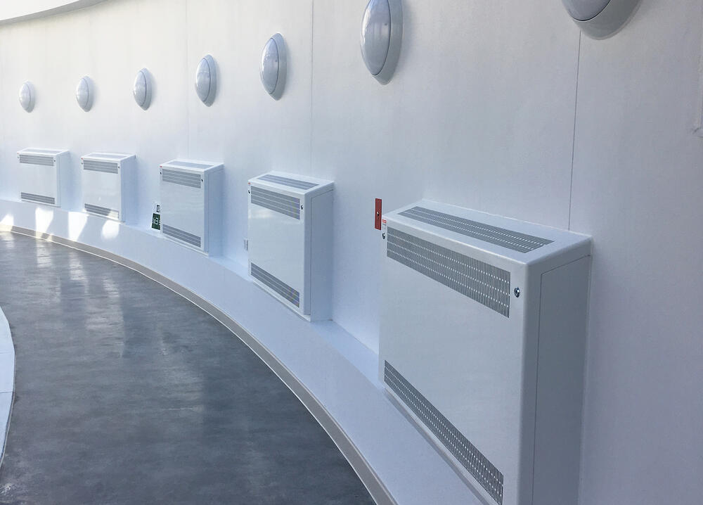 LST Radiator Guards And Radiators for Hospitals Contour Heating Limited-2