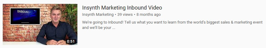 Leigh video youtube - construction amrketing growth agency