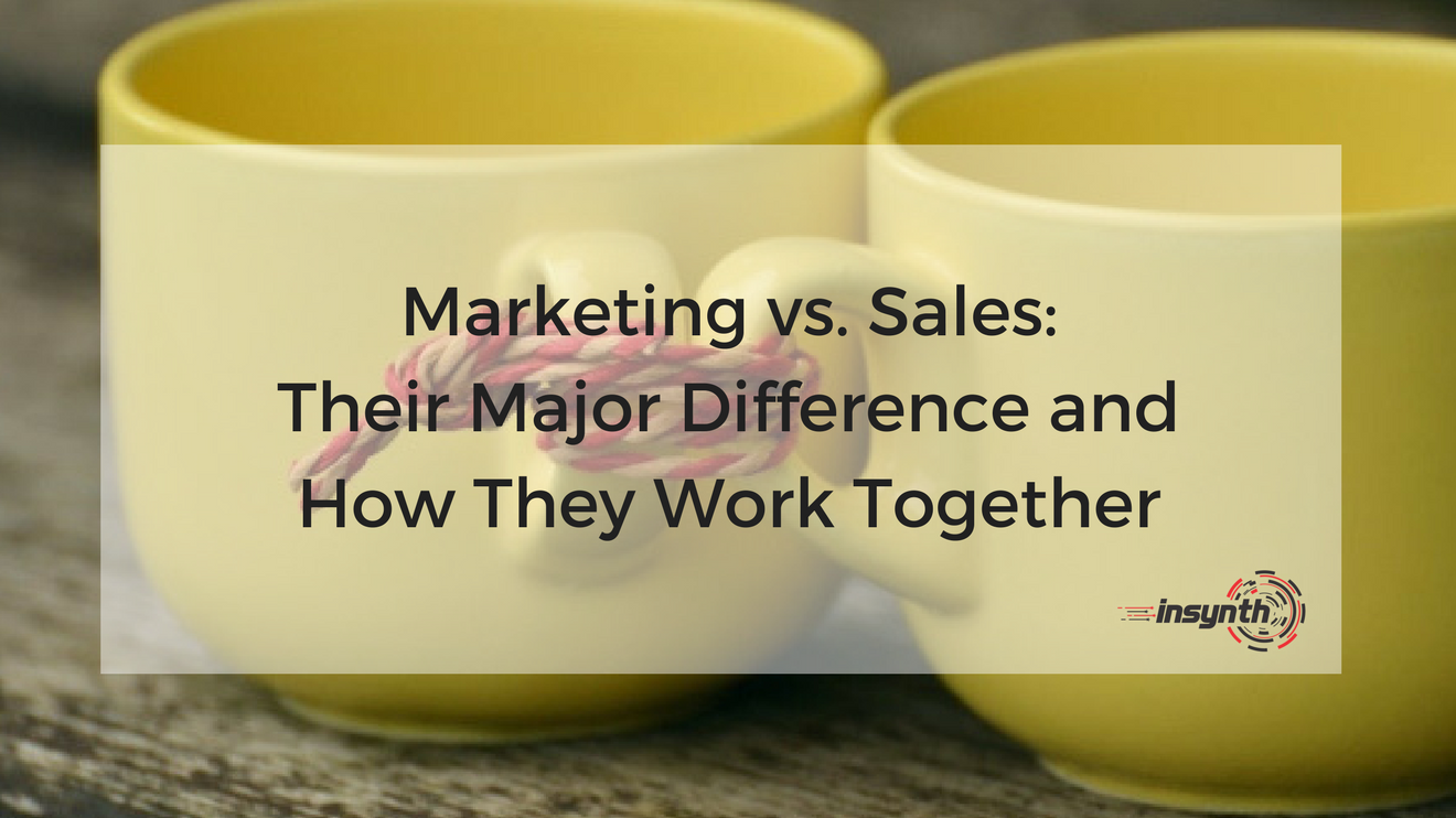 Marketing vs. Sales_ Their Major Difference and How They Work Together