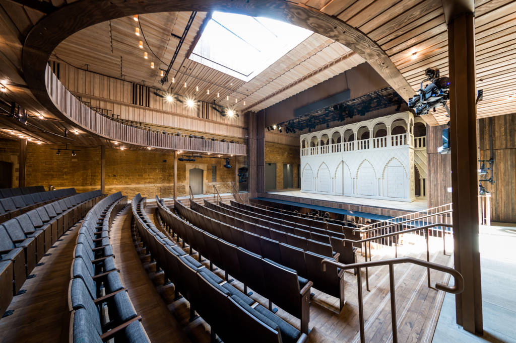 Nevill Holt Opera, Leicestershire Gally
