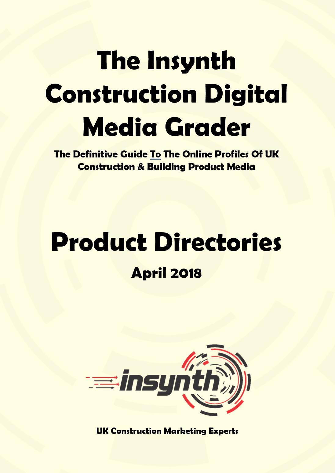 Product Directories Grader