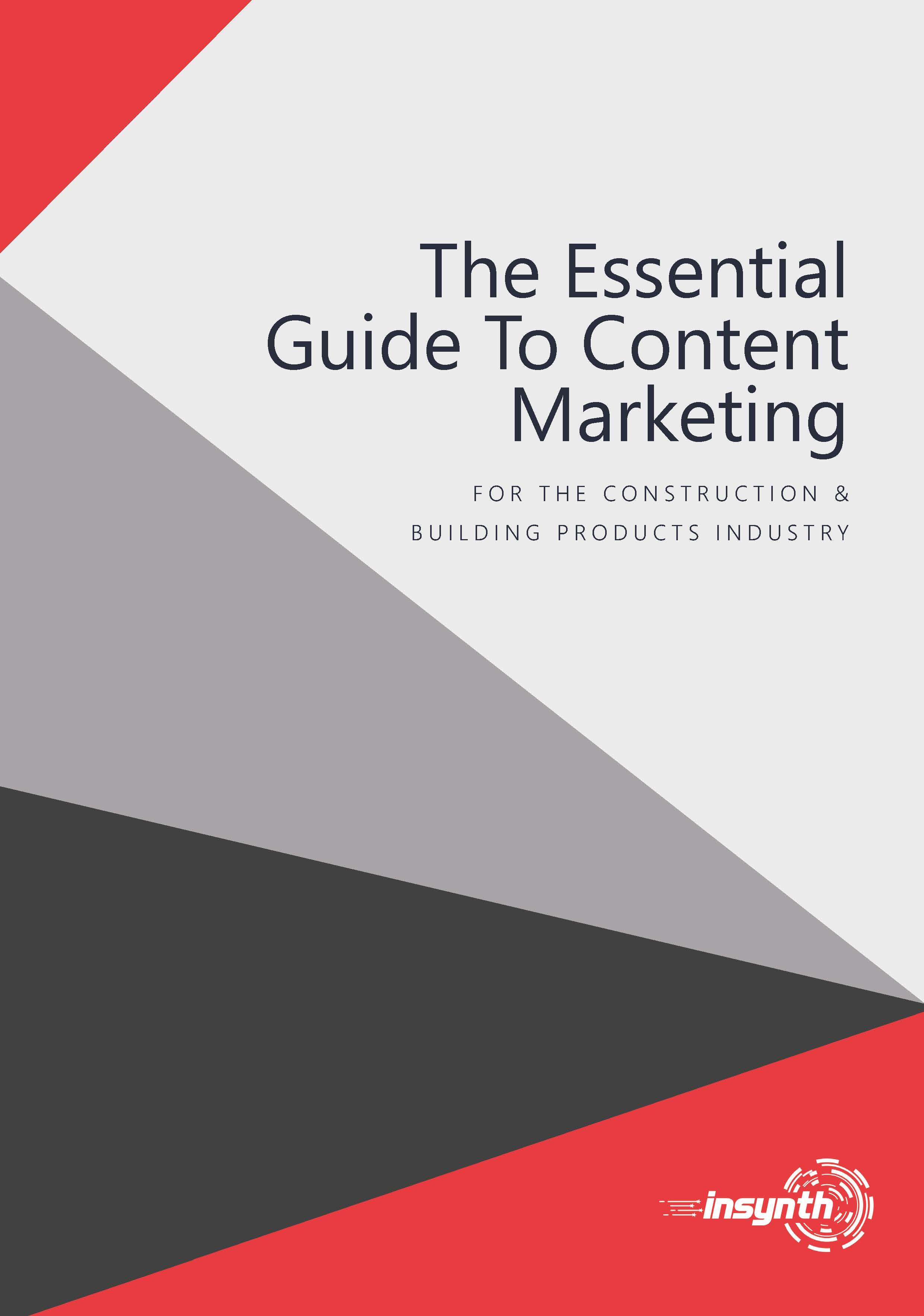 Content marketing FRONT COVER