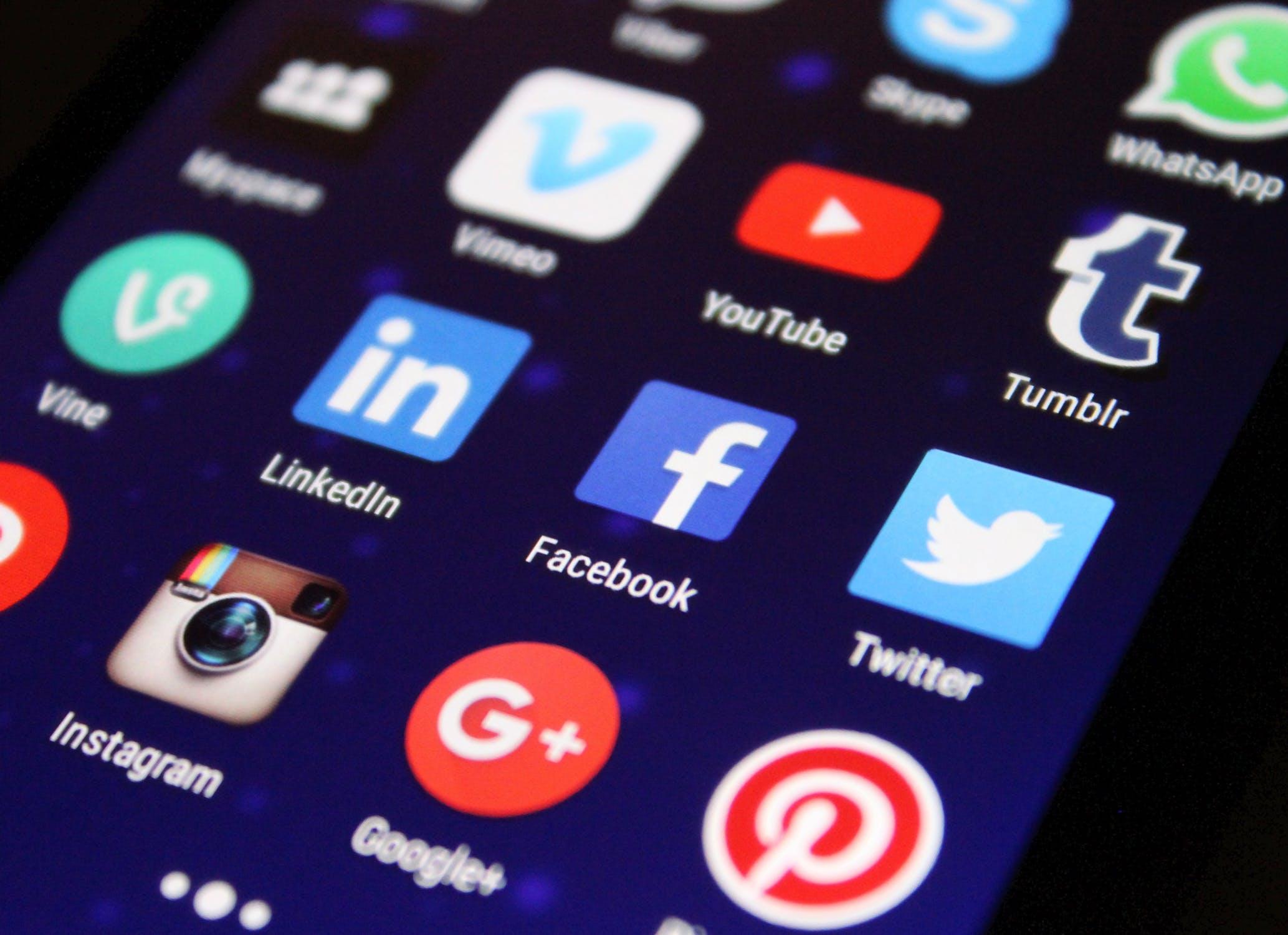 Social Media For Construction Marketing
