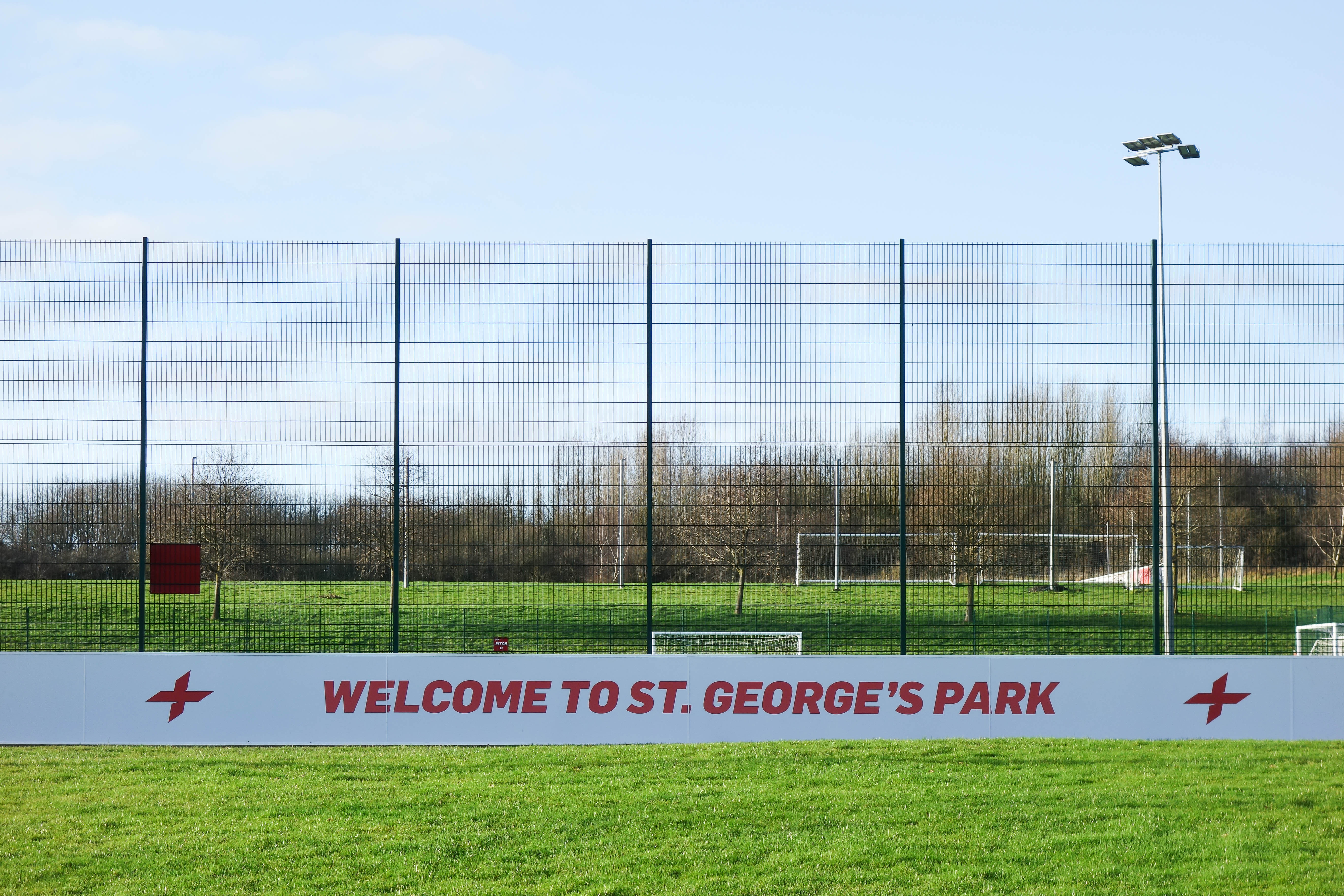 Welcome to St Georges Park