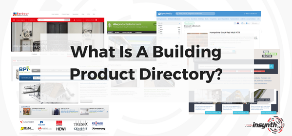 What Is A Building Product Directory-1