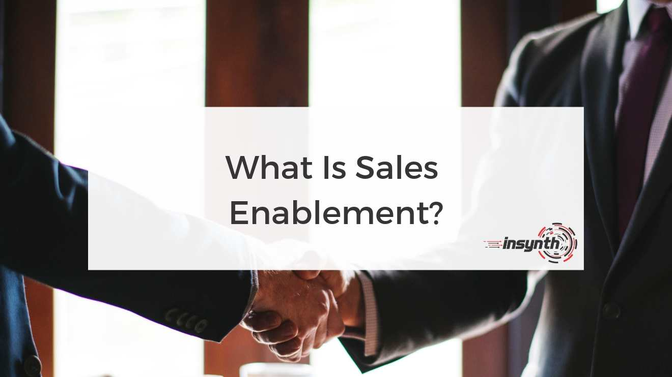 What is sales enablement in construction?