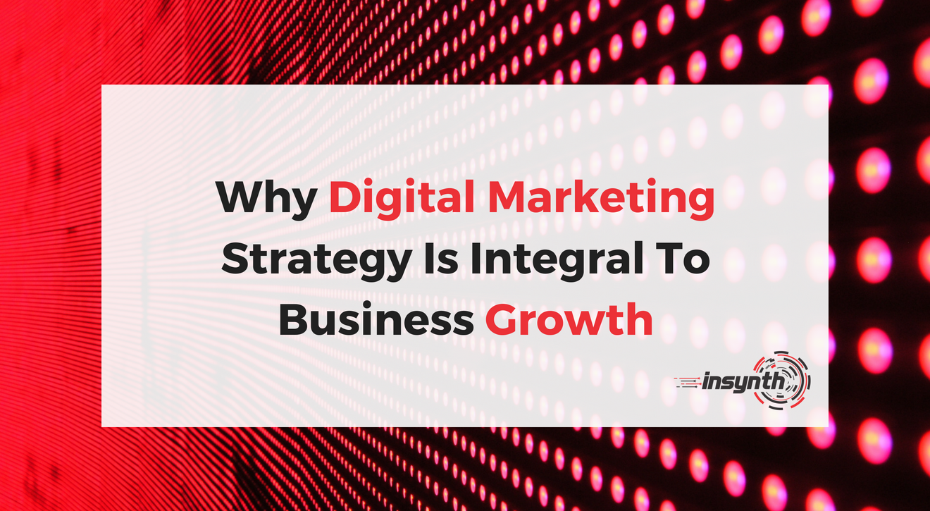 Why Digital Marketing Strategy Is Integral To Business Growth (1)