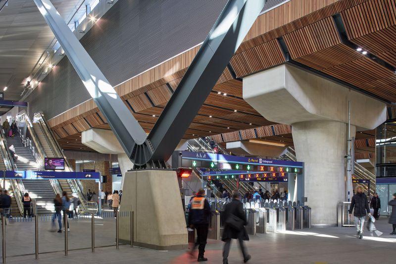 London Bridge Station great architecture