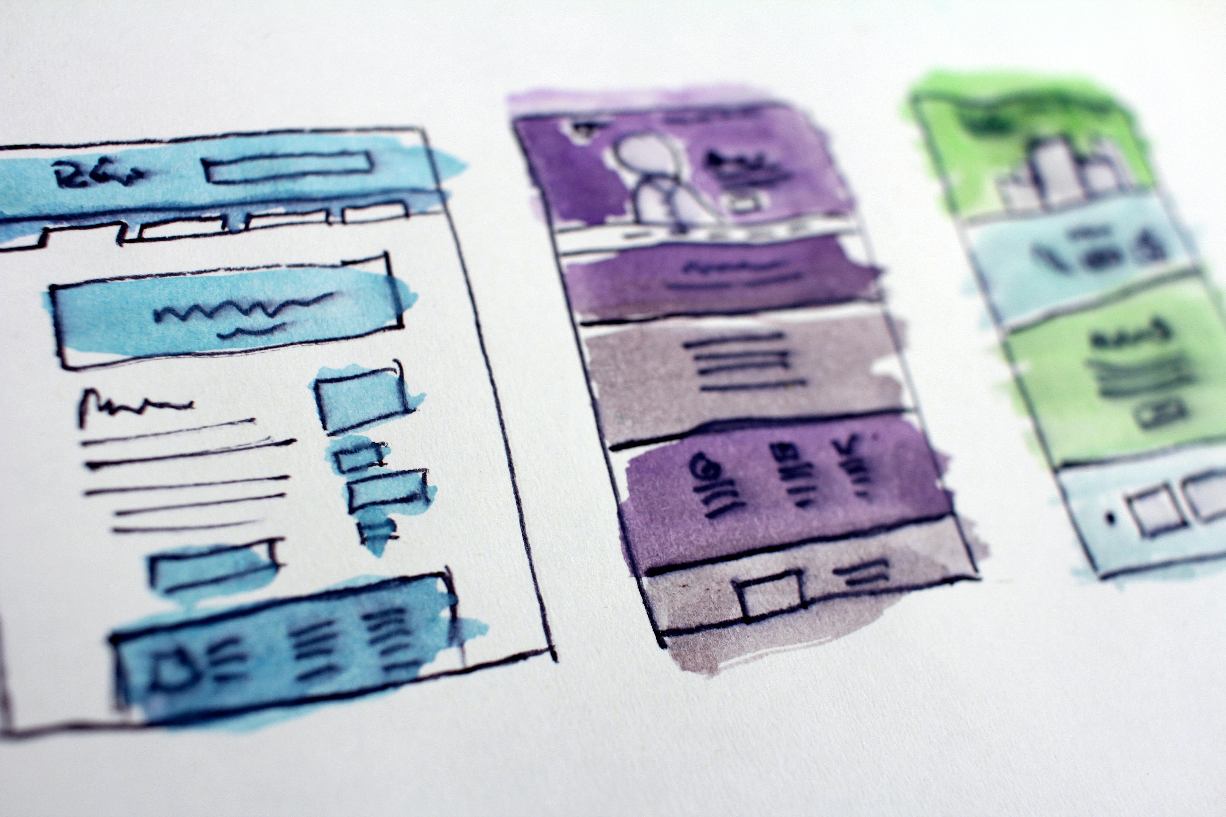 website designs - bouncing back with a better website