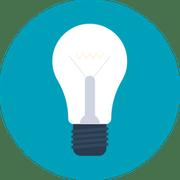 ideas icon digital marketing report