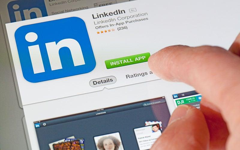 LinkedIn for construction marketing