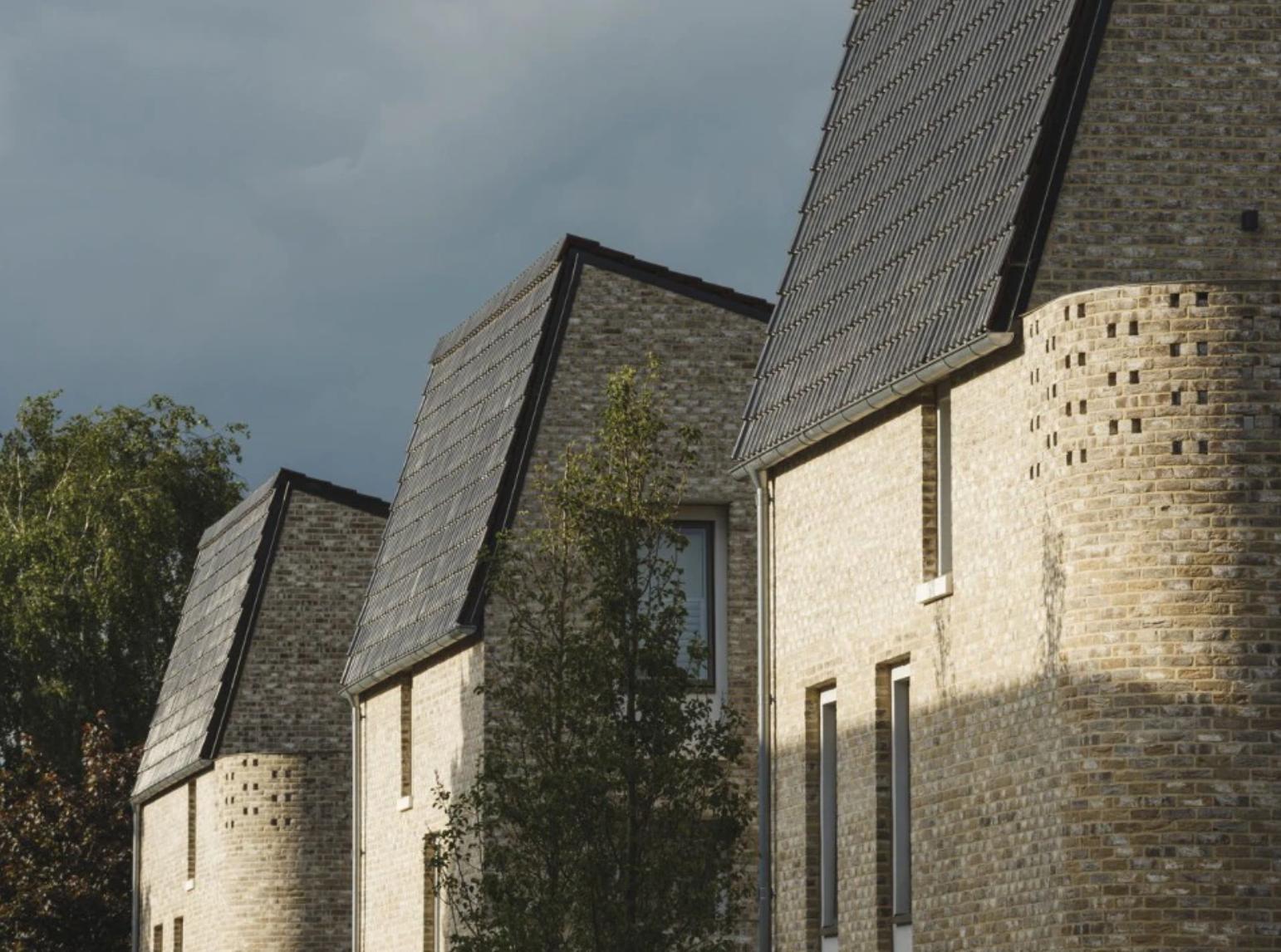 Goldsmith Street, Norwich roofing