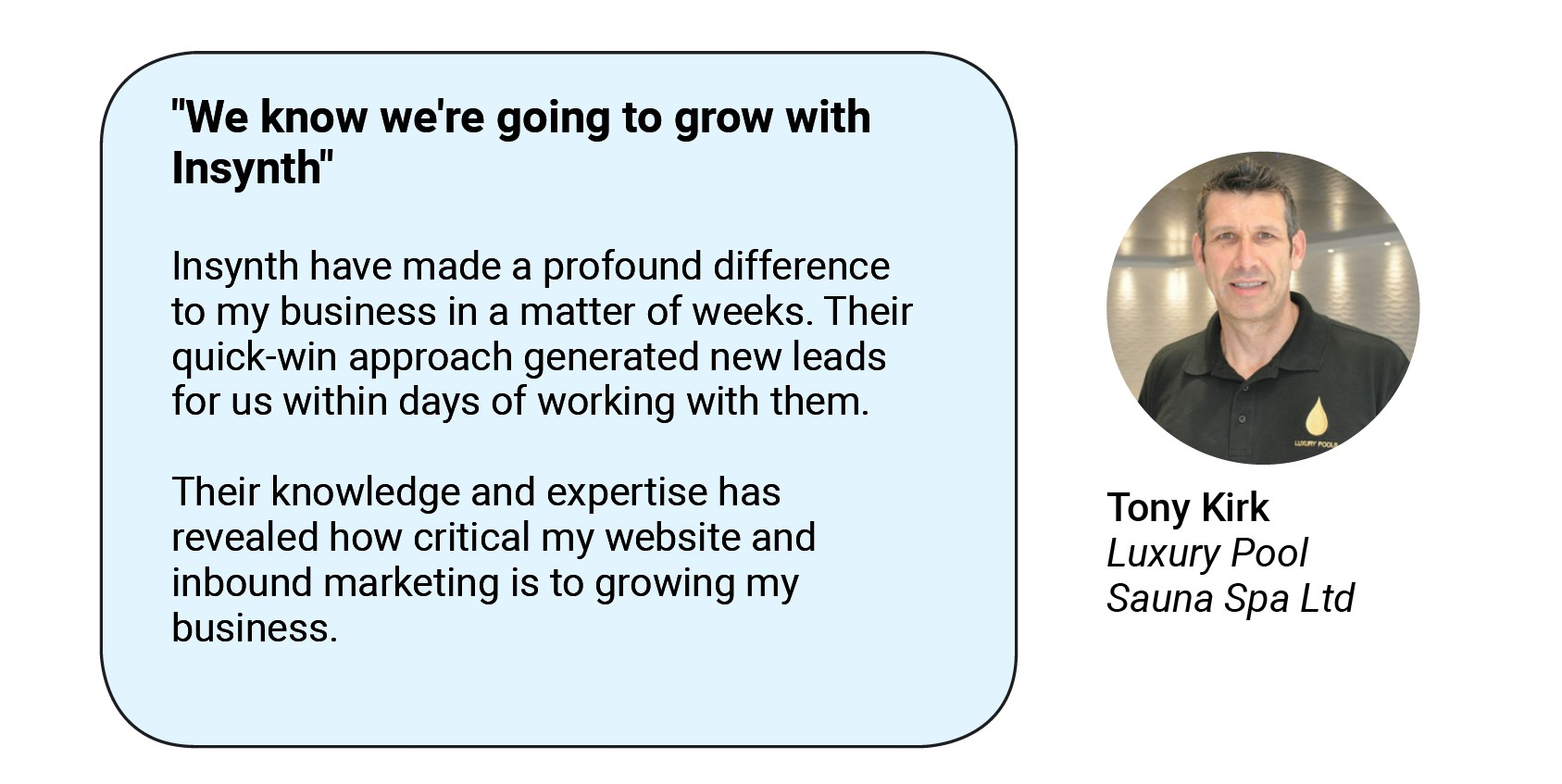 quote snippet - growth agency construction marketing