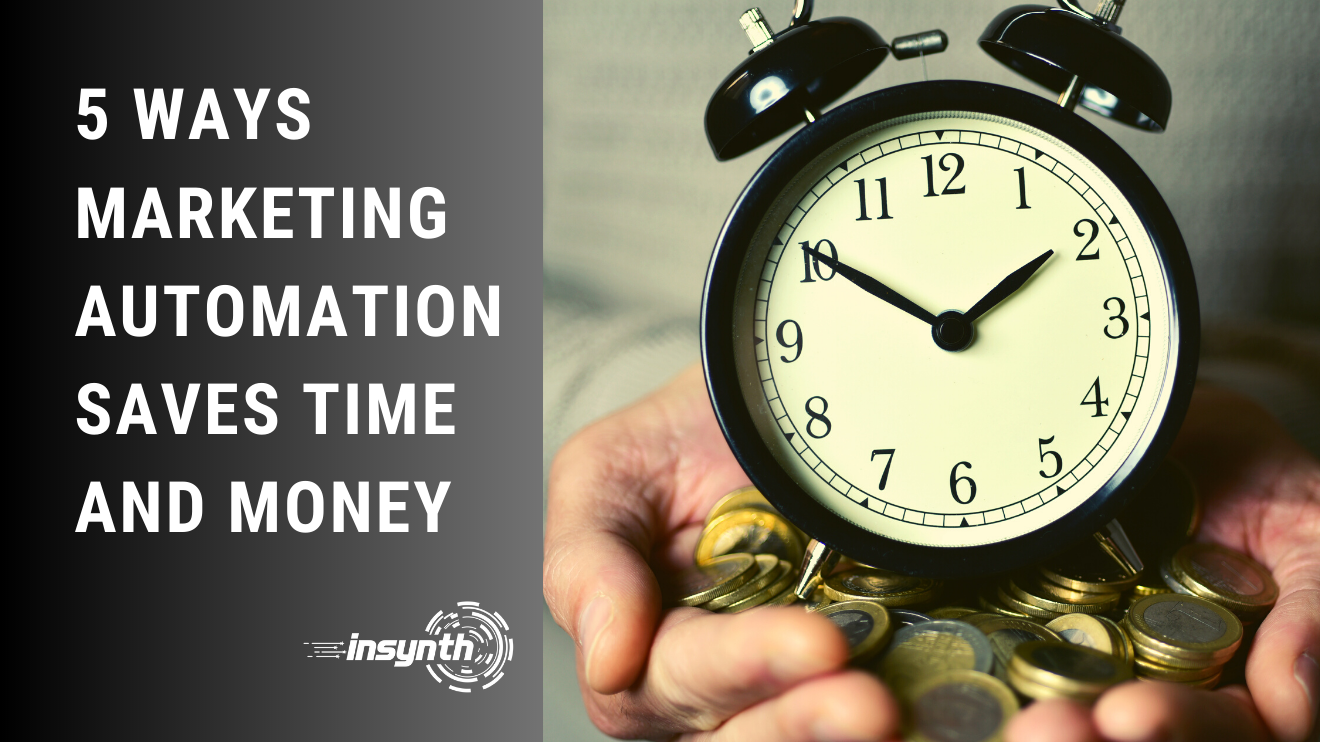 Insynth Marketing | Construction | 5 Ways Marketing Automation Saves Time and Money