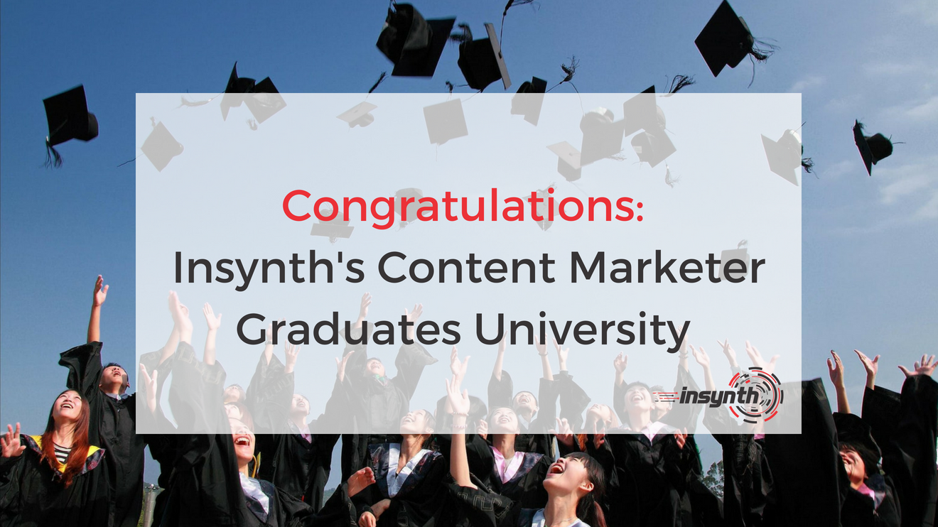 Congratulations_ Insynth's Content Marketer Graduates University