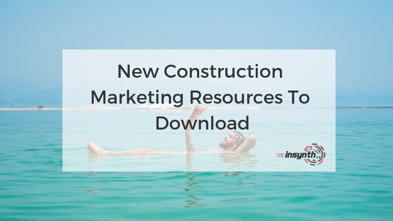 Construction Marketing Resources