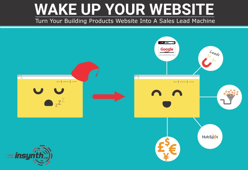 Design Your Website To Generate Sales Leads