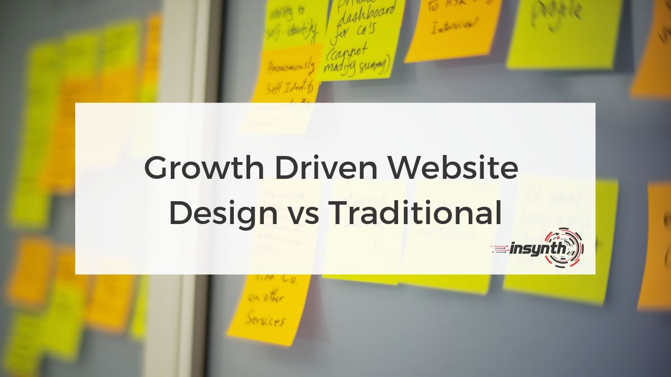 Growth Driven Website Design vs Traditional