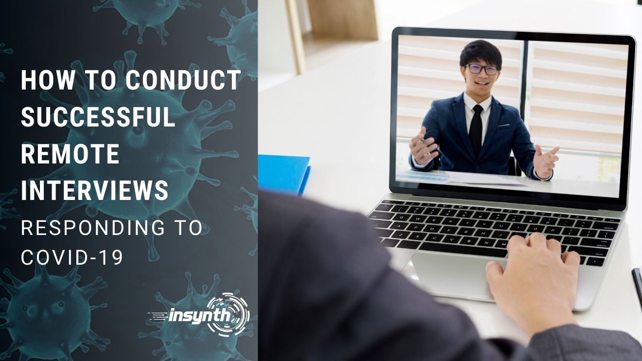 how to conduct a successful remote interview
