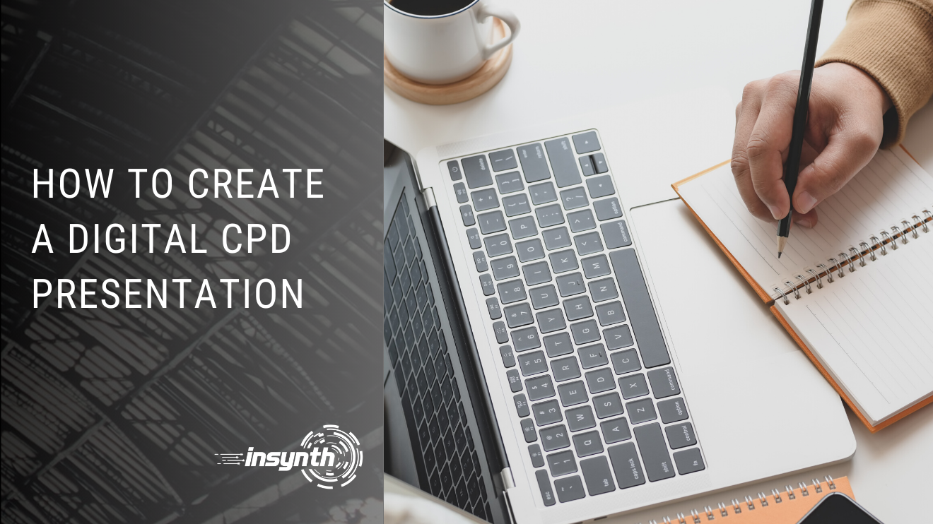 How to create a digital CPD presentation | Architects | Building products | Construction