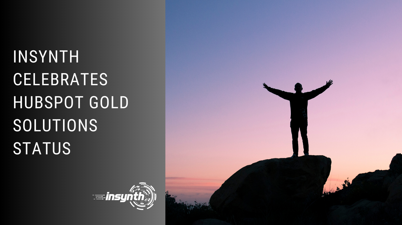 Insynth hubspot gold solutions status