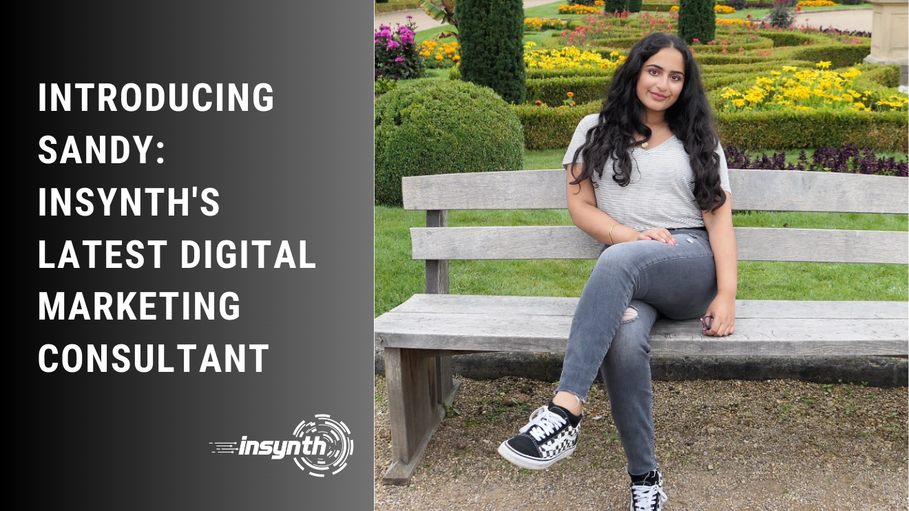 Insynth Marketing | Introducing Sandy: Insynth's Latest Digital Marketing Consultant