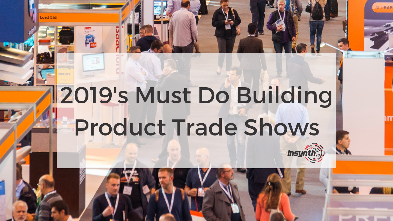 Trade Shows You Can't Miss In 2019 (1)
