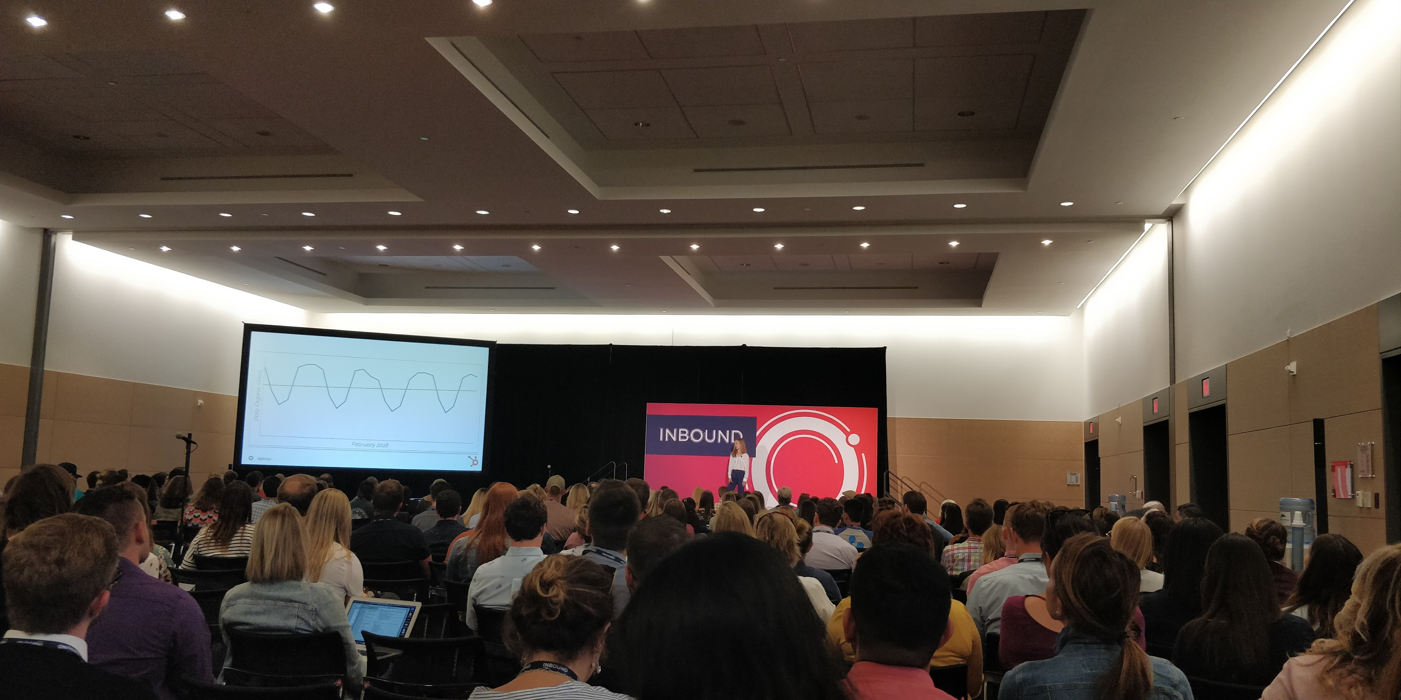 Insynth @INBOUND19 - How We Grew HubSpot's Monthly Organic Traffic by 3.2 Million In 1 Year