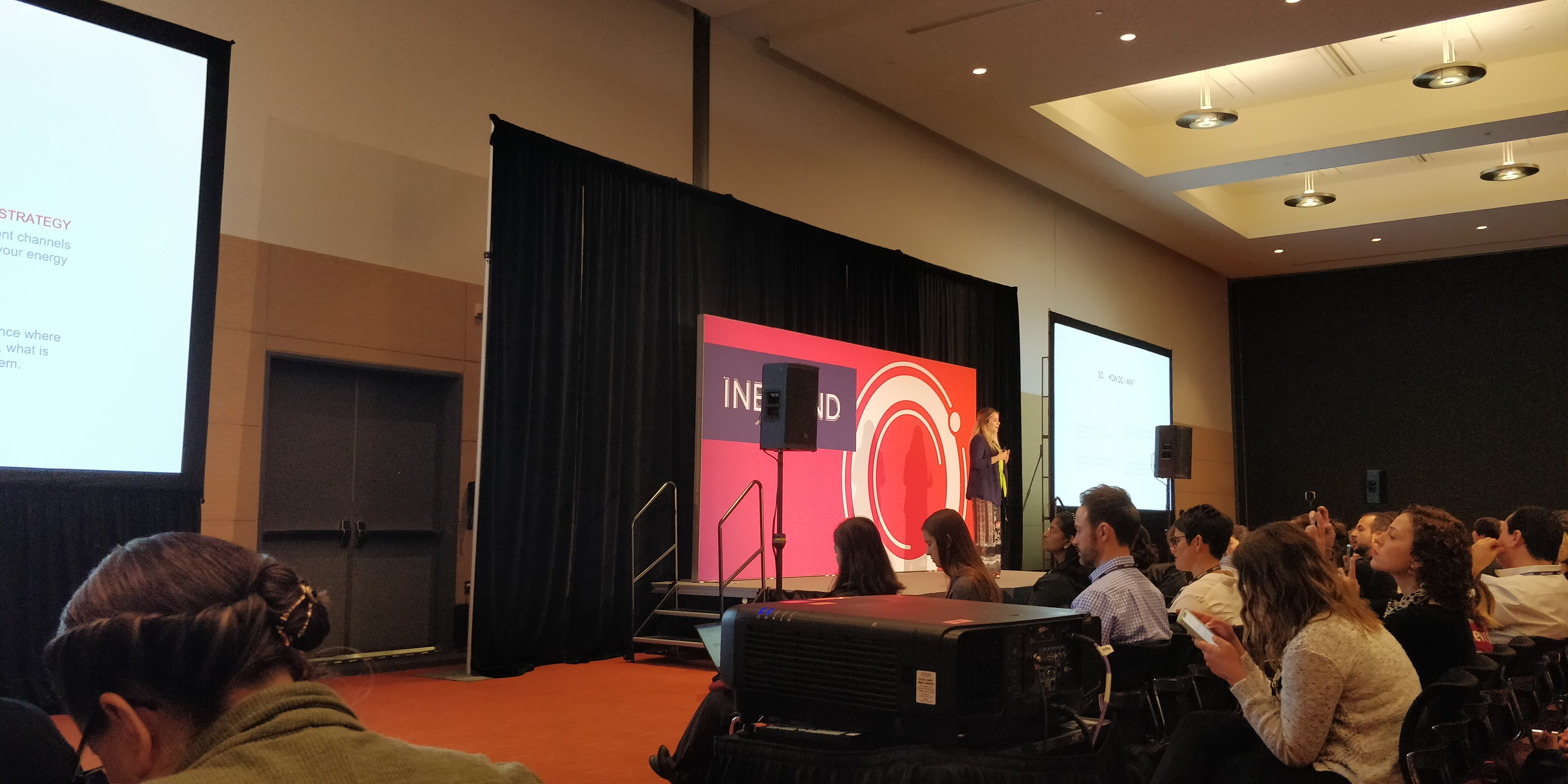 Insynth @INBOUND19 - Social Media Marketing in 2019: What's Changed, and Why Your 2016 Playbook Is Broken